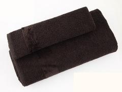Набор полотенец 3 шт Carrara Fyber шоколад