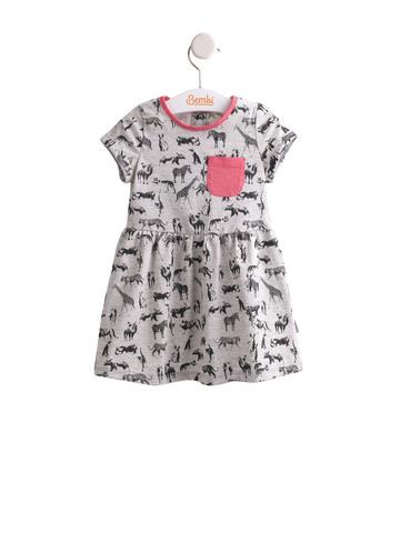 ПЛ207 Платье для девочки