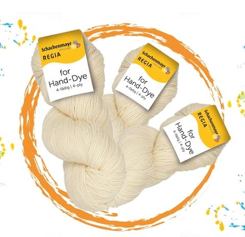 Regia for Hand Dye