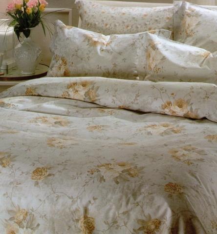 Постельное белье 2 спальное Caleffi Foreverer белое