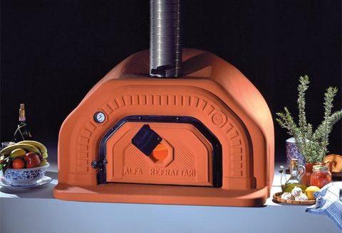 Печь дровяная FIRE 95 (Alfa Refrattari)