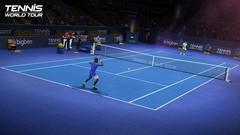 Sony PS4 Tennis World Tour (русские субтитры)
