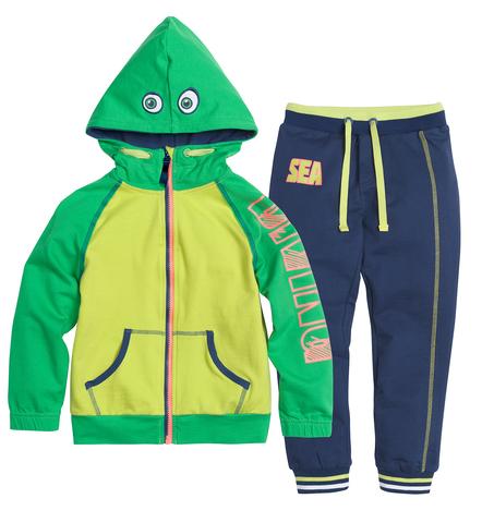 Pelican Комплект для мальчиков BAXP368 зеленый