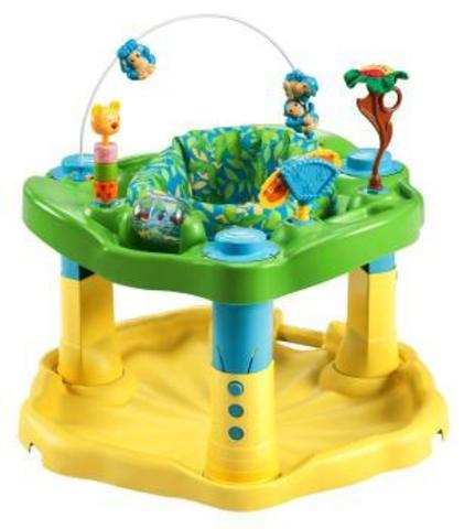 Игровой центр ExerSaucer™ Zoo Friends