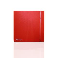 Лицевая панель для вентилятора S&P Silent 100 Design Red