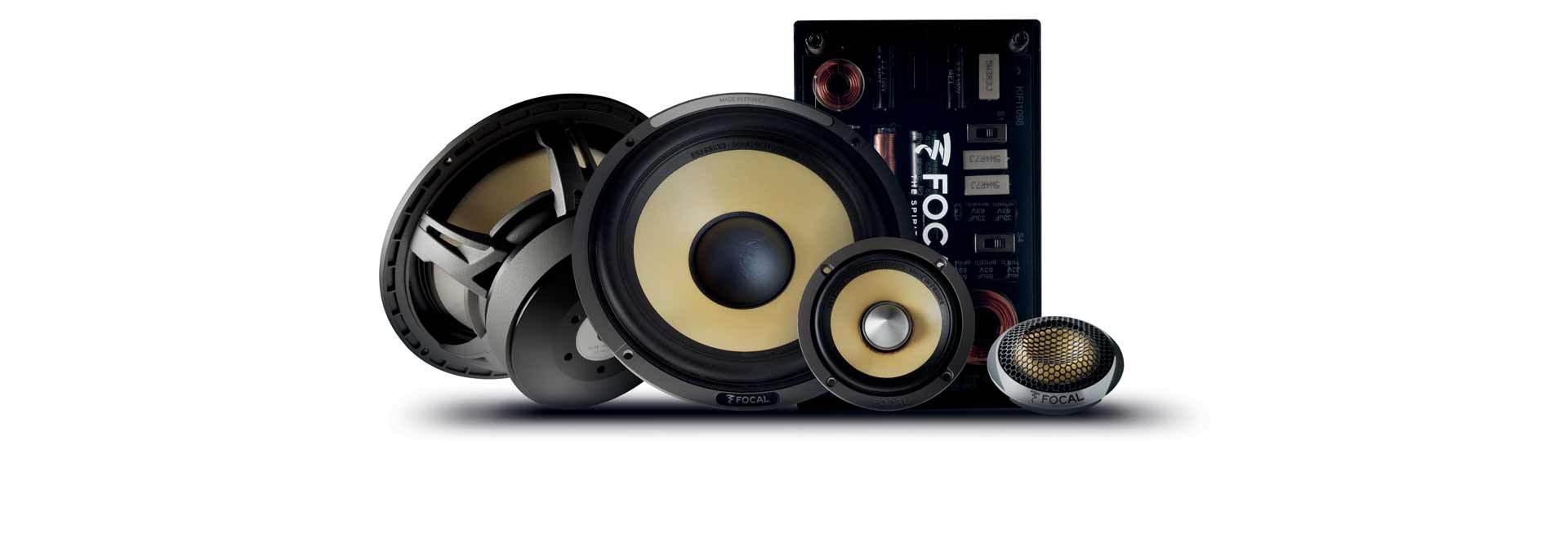 Focal K2 Power ES 165 KX3