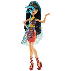 Кукла Монстер Хай Клео де Нил (Cleo de Nile) - Страшный танец, Mattel
