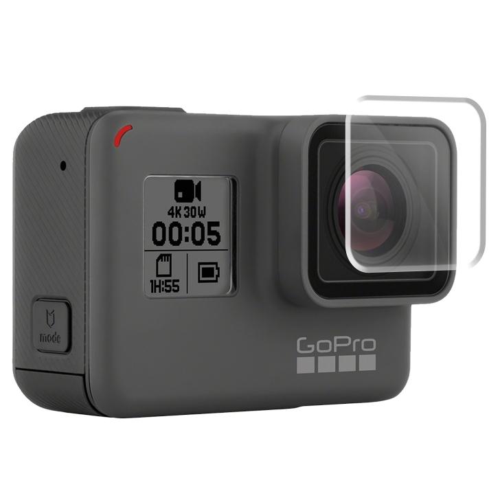 Защитное стекло на объектив GoPro HERO5 Black и Session