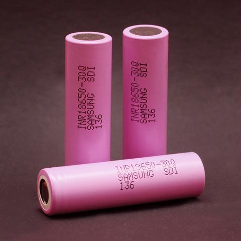 Аккумулятор Samsung INR 18650 30Q