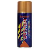 Краска аэрозольная Barton's Spray Paint МЕДЬ 520 мл (16шт/кор)