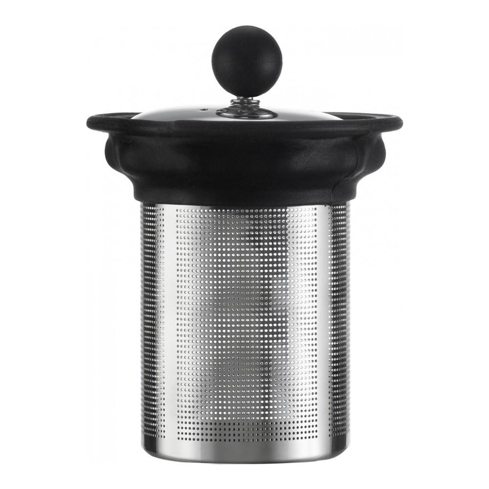 Чайник заварочный Walmer Boss (0,6 литра), черный