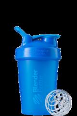 BlenderBottle Classic Шейкер классический с венчиком-пружинкой синий бирюзовый 591 мл