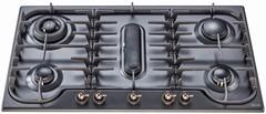 Газовая варочная панель ILVE HCB90PCN/CCG