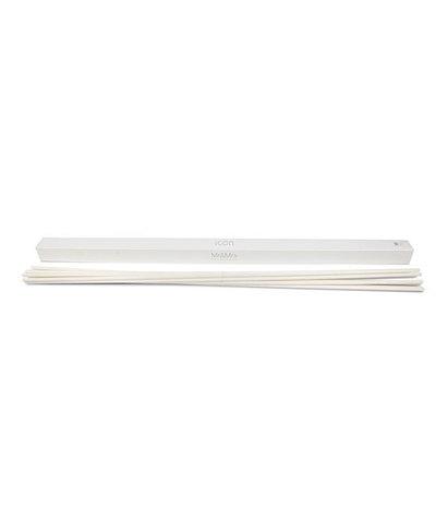 Фибровые палочки для аромадиффузора ICON белые 46 см, Mr&Mrs Fragrance