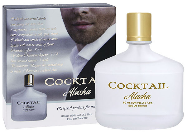 Cocktail Alaska, Apple parfums