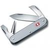Нож перочинный Victorinox Pioneer 93 мм 6 функций алюминий (0.8140.26) складной нож ontario rat с черной рукоятью серрейторный клинок