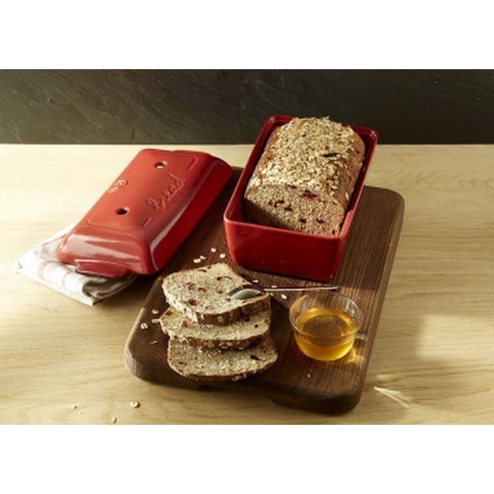 Форма для выпечки хлеба Emile Henry (гранат)