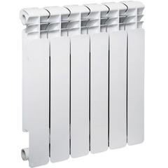 Фото Алюминиевые радиаторы отопления Lammin Premium AL-500-10