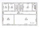 Подготовка поэтажного плана дома от 100 до 150 кв.м.