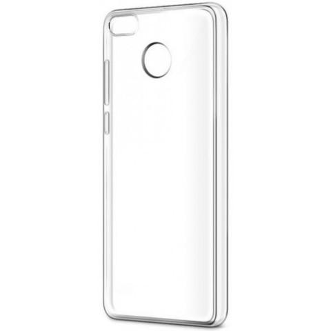 Прозрачный силиконовый чехол Xiaomi Redmi 6