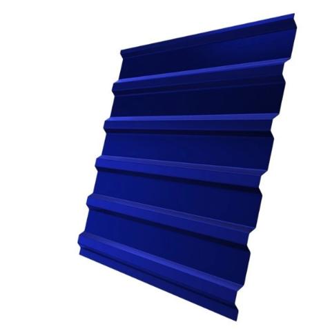Профнастил С20х1150 мм RAL 5002 Синий ультра