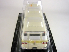 ZIL-118A Ambulance USSR 1:43 DeAgostini Service Vehicle #49