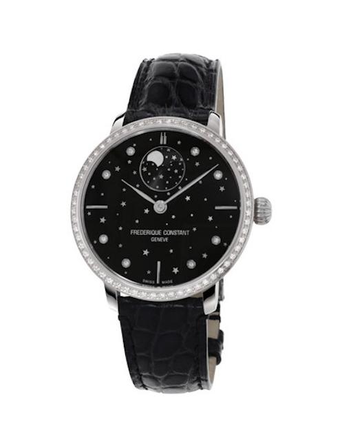 Часы женские Frederique Constant FC-701BSD3SD6 Slimline Ladies