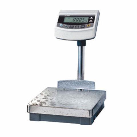Весы товарные CAS BW-15