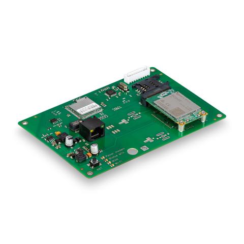 Роутер Rt-Brd RSIM eQ EC с m-PCI модемом Quectel EC25-EC, с поддержкой SIM-инжектора