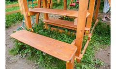 Столик с 2-мя лавочками для ДИП