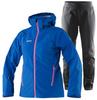 Лыжный утепленный костюм 8848 Altitude Baldi Voyage Blue женский
