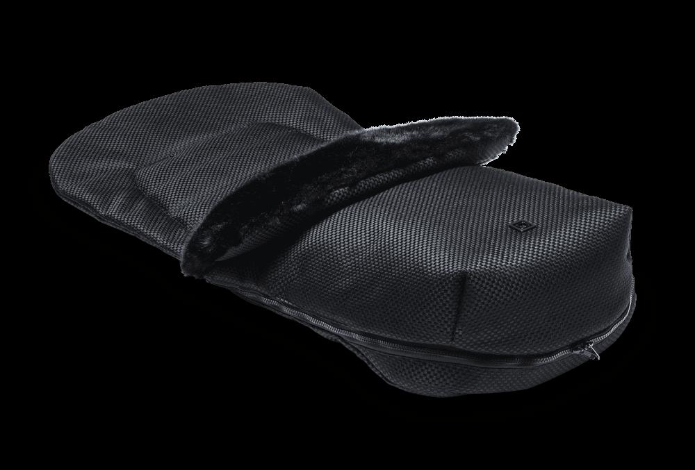 Конверты для коляски Moon Конверт в Коляcку Moon Foot Muff Panama Black (802) 2019 FUSSSACK_68000043-802_PANAMA_BLACK-110841e4.png