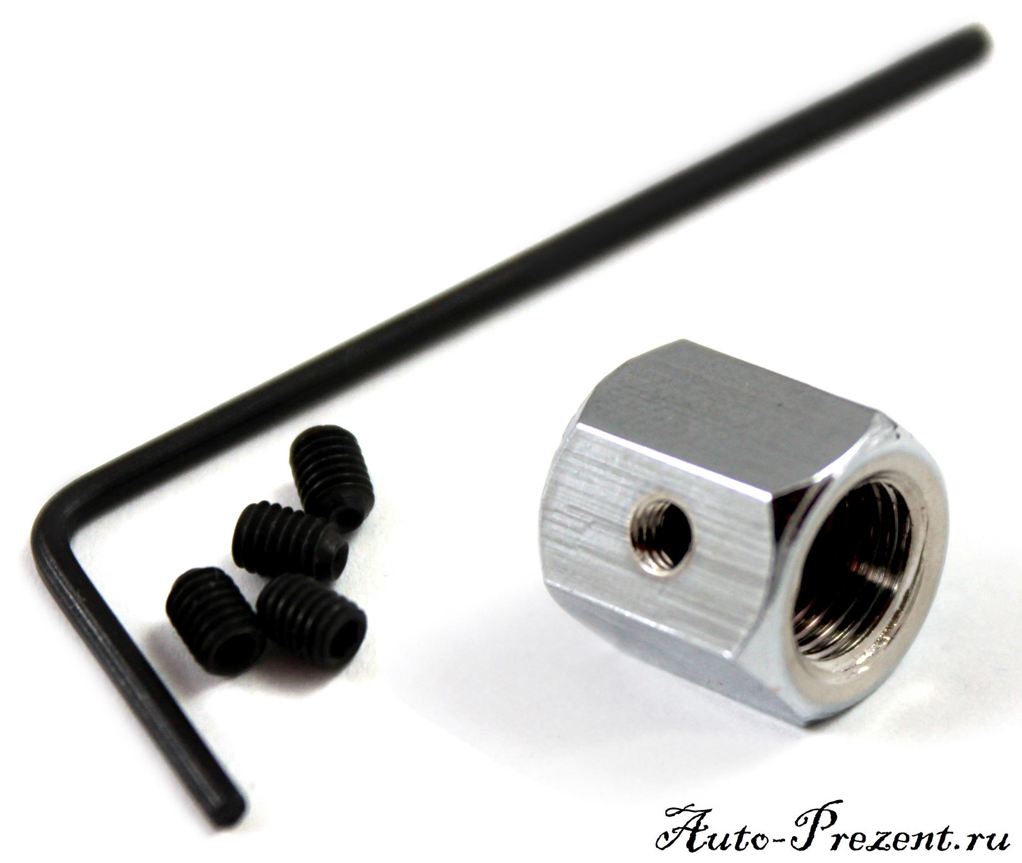 Колпачки на ниппель SUBARU с защитой от кражи