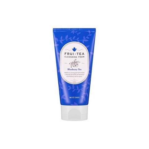 MISSHA Frui-Tea Cleansing Foam (Blueberry Tea)