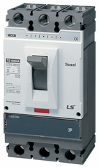 Автоматический выключатель TS400N (65kA) ETS33 160A 3P3T