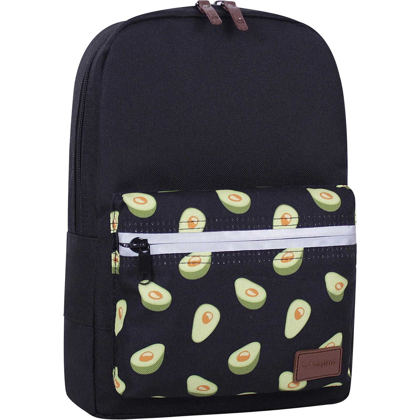 Детские рюкзаки Рюкзак Bagland Молодежный mini 8 л. черный 763 (0050866) IMG_7984_суб.763_.JPG
