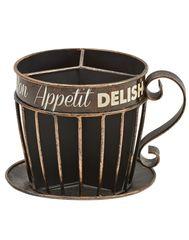 Органайзер для столовых приборов Boston Warehouse Mug