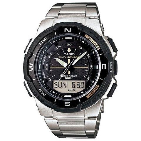 Купить Наручные часы Casio SGW-500HD-1BVDR по доступной цене