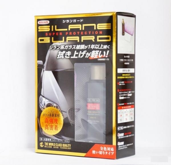 Willson Silane Guard  – Жидкое Стекло для Авто