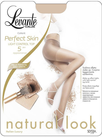 Колготки Perfect Skin 5 Light Control Top Levante