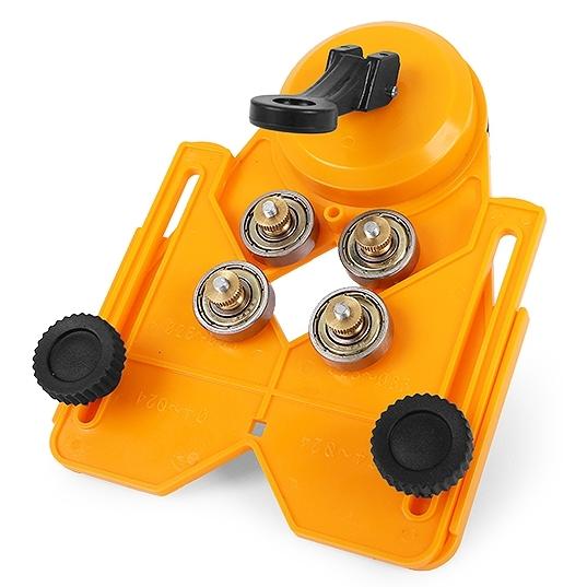 Центратор MESSER для корончатых сверел от 4 до 83 мм
