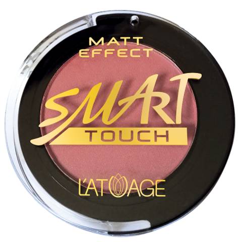 L'atuage Smart Touch Румяна компактные тон №204