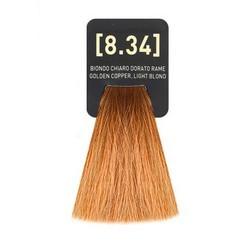 INCOLOR [8.34] Золотисто-медный светлый блондин (100 мл)