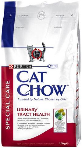 Cat Chow Для профилактики Мочекаменной Болезни (urinary Tract Health) 400 г