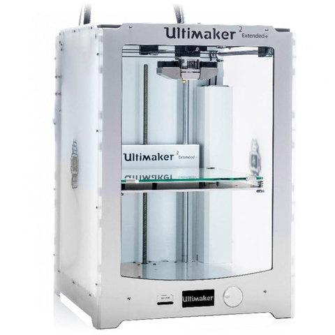 Фотография Ultimaker 3 Extended — 3D-принтер