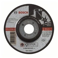 Зачистной круг 115х6х22,23 мм по нержавеющей стали Bosch Expert for Inox