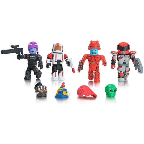 Роблокс Звездный Отряд набор из 4 фигурок