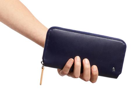 Портмоне Bellroy Leather Zip Folio Wallet