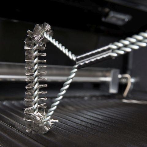 Т-образная щетка для решетки