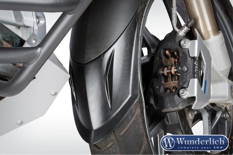 Удлинитель переднего крыла BMW R1200GS/GSA LC, черный